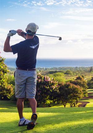 スポーツ障害治療|ゴルフ治療